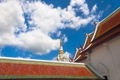 Wat Phra Borommathat Chaiya Royalty Free Stock Photo