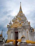 Wat Phra Borommathat Chaiya ,Surat Thani, Thailand. Royalty Free Stock Photography