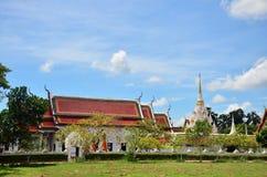 Wat Phra Borommathat Chaiya Temple Stock Images