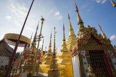 Wat Phra Boromthat Foto de Stock