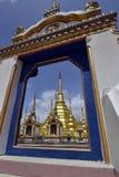Wat Phra Boromthat Tak lizenzfreie stockfotos