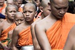 Wat Phra Buddhabat at saraburi, thailand. Royalty Free Stock Photo