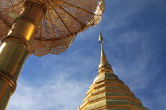 Wat Phra ce Doi Suthep Photos stock