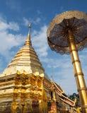 Wat Phra ce Doi Suthep Image stock