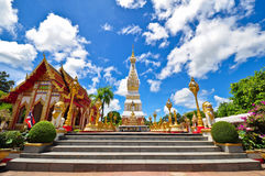 Wat Phra ce Phanom de la Thaïlande Image stock