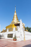 Wat Phra That Chae Haeng Stock Image