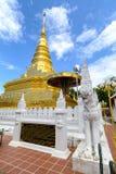 Wat Phra That Chae Haeng in Nan, Thailand Stock Image