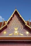 Wat Phra That Chae Haeng, provincia di Nan, Tailandia Fotografia Stock Libera da Diritti