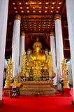 Wat Phra That Chae Haeng temple in Nan,Thailand Royalty Free Stock Photo