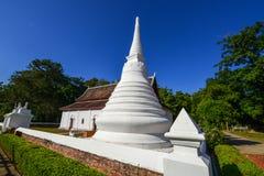 Wat Phra That Chae Haeng Stock Image