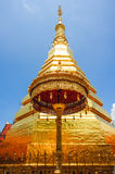 Wat Phra That Chae Hang Stock Photography