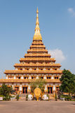 Wat Phra That Chedi of Khonkaen Thailand2 Stock Photography