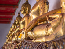 Wat Phra Chetuphon, Bangkok Thailand Stockfoto