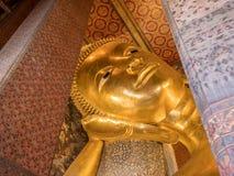 Wat Phra Chetuphon, Bangkok Thailand Lizenzfreie Stockbilder