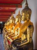 Wat Phra Chetuphon, Bangkok Thailand Lizenzfreie Stockfotografie