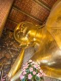 Wat Phra Chetuphon, Bangkok Thailand Lizenzfreie Stockfotos