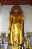 Wat Phra Chetuphon Vimolmangklararm Rajwaramahaviharn lokalt som är bekant som Wat Pho Arkivfoton