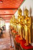 Wat Phra Chetuphon Vimolmangklararm Rajwaramahaviharn (Wat Pho) lizenzfreie stockfotografie