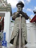 Wat Phra Chetuphon Vimon Mangala Wat Pho, Bangkok image stock