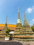 Wat Phra Chetupon Stock Photo