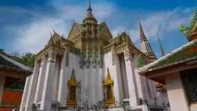 Wat Phra Chetupon Vimolmangklararm & x28; Wat Pho & x29; tempel Arkivbilder