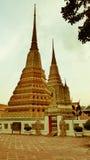 Wat Phra Chetupon Vimolmangklararm & x28; Wat Pho & x29; tempel in Thailand Stock Foto