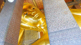 Wat Phra Chetupon Vimolmangklararm (Wat Pho) temple in Thailand. Royalty Free Stock Photo