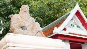 Wat Phra Chetupon Vimolmangklararm & x28; Wat Pho& x29; świątynia w Tajlandia Zdjęcia Stock