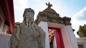 Wat Phra Chetupon Vimolmangklararm (Wat Pho) temple Stock Images