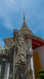 Wat Phra Chetupon Vimolmangklararm (Wat Pho) temple Royalty Free Stock Photography
