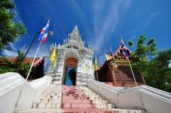 Wat Phra That Cho Hae, Phrae Thailand Stockfotografie