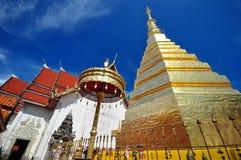 Wat Phra That Cho Hae, Phrae Thailand Stockbild