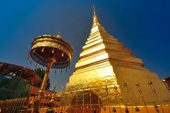 Wat Phra That Cho Hae, Phrae Thailand Stockfotos