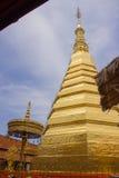 Wat Phra That Cho Hae. Stock Photo