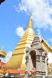 Wat Phra That Cho Hae, Phrae Thailand 2 Stockbild