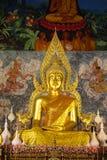 Wat Phra That Cho Hae-Tempel in Phrae in Thailand royalty-vrije stock afbeeldingen