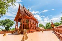 Wat Phra That Choeng Chum Images libres de droits