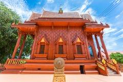 Wat Phra That Choeng Chum Image libre de droits