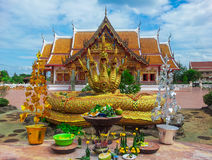 Wat Phra That Choeng Chum Photo stock
