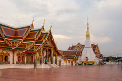 Wat Phra That Choeng Chum Photo libre de droits