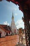 Wat Phra That Choeng Chum, Sakhon Nakhon, Thaïlande image libre de droits