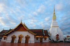 Wat Phra That Choeng Chum Stock Photos