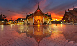 Wat Phra That Choeng Chum, Sakonnakhon, Thailand Stockfotografie