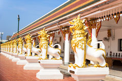 Wat Phra That Choeng Chum Stock Image