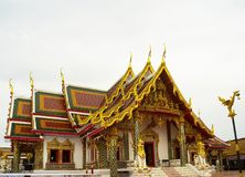 Wat Phra That Choeng chum Skon Nakhon Province Thailand Royalty Free Stock Photography