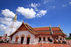 Wat Phra That Choeng Chum , Thailand Royalty Free Stock Photo