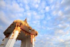 Wat Phra That Choeng Chum , Thailand Royalty Free Stock Photography