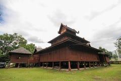 Wat Phra That Chom Chaeng, Phrae, Thailand Lizenzfreies Stockfoto