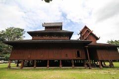 Wat Phra That Chom Chaeng, Phrae, Thailand Lizenzfreie Stockfotografie