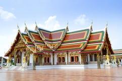 Wat Phra That Choom Chum Worawihan royalty-vrije stock afbeeldingen